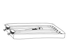 Tag des Bleistifts: Swim